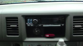 iPod nano (5th) 専用の車載ホルダー完成?⑤.JPG