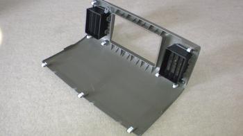 iPod用車載ホルダーを再製作 オーディオパネルの取り外し⑧.JPG